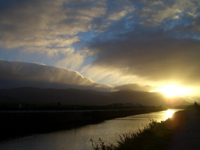 Tralee, Sunset, 2